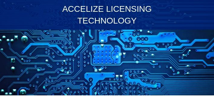 Accelize Licensing Technology