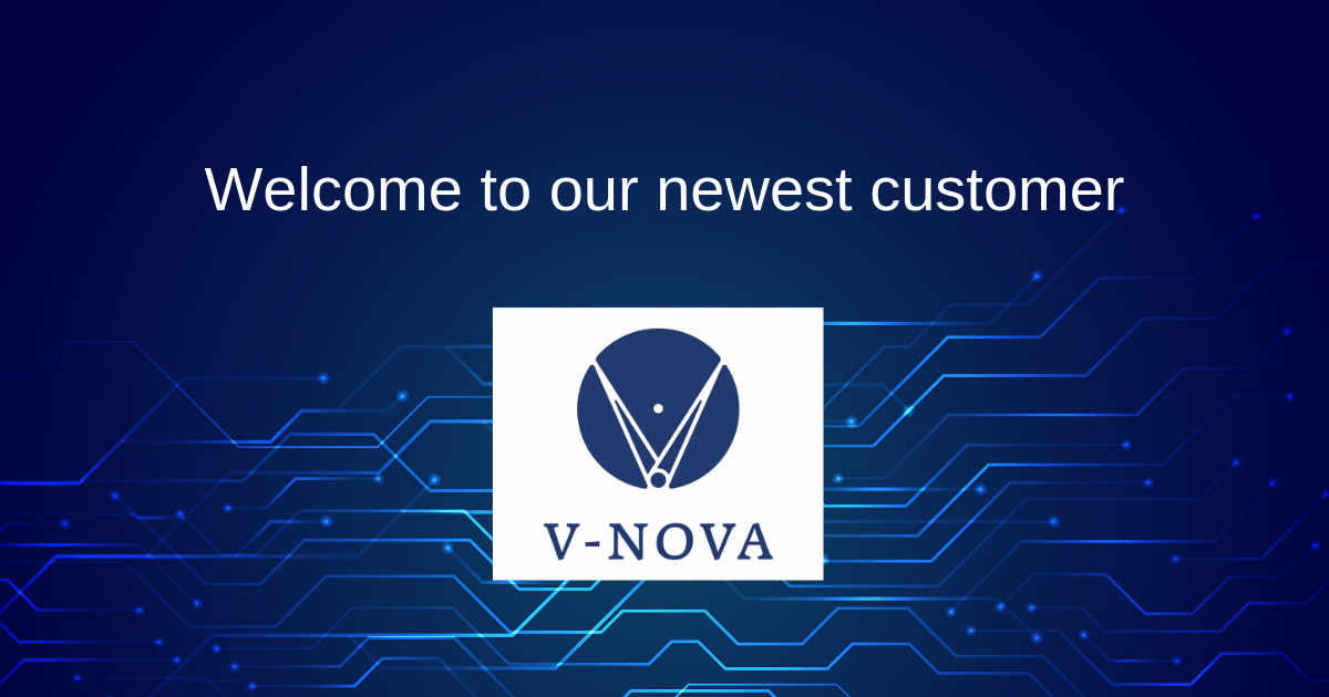 Welcome to V-Nova