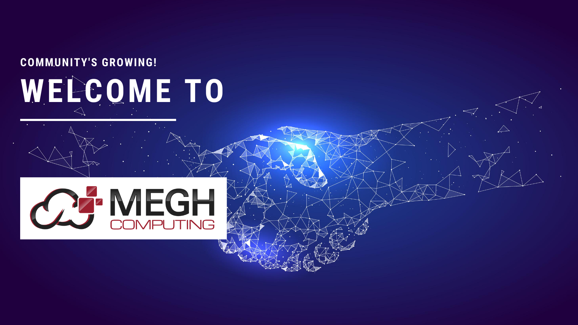 WELCOME TO MEGH COMPUTING!