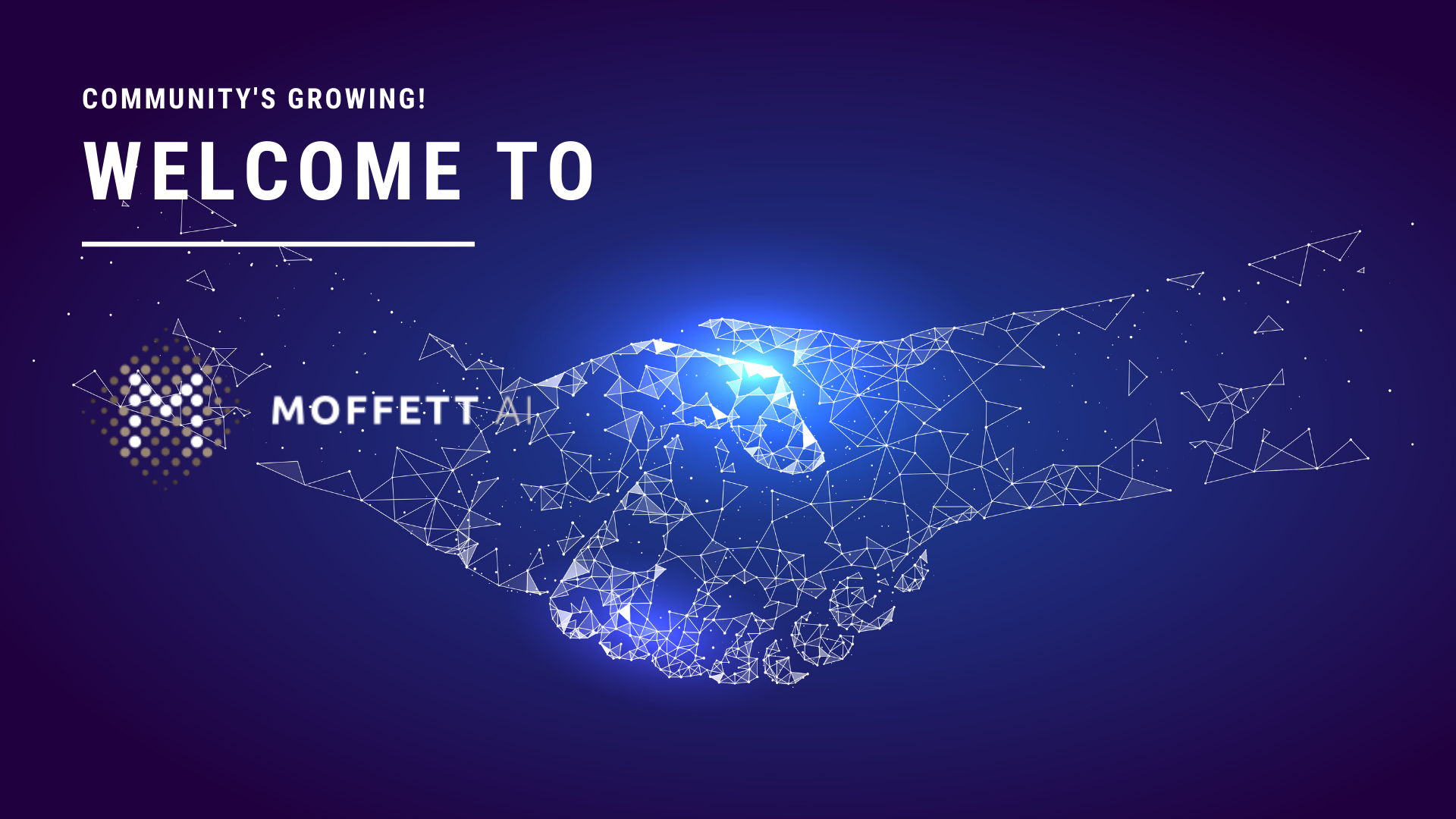 WELCOME TO MOFFETT.AI