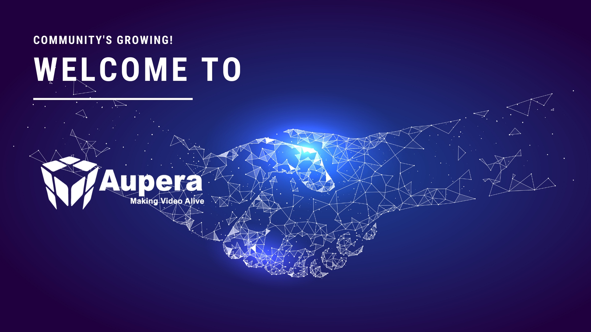 WELCOME TO AUPERA TECHNOLOGIES